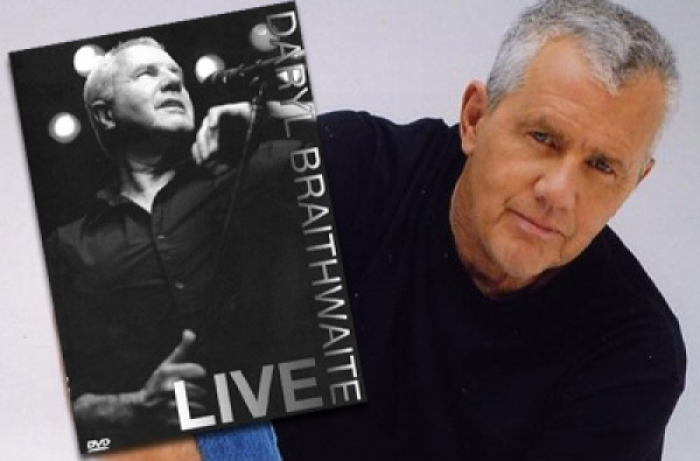 "Daryl Braithwaite ""Live"" DVD released"